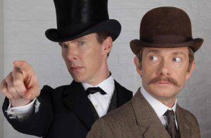 Holmes ja Watson