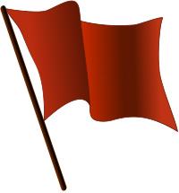 Punainen lippu