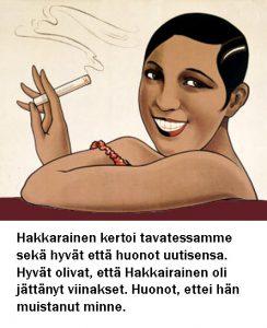 hakkaraisen_hyvat_ja_huonot_uutiset