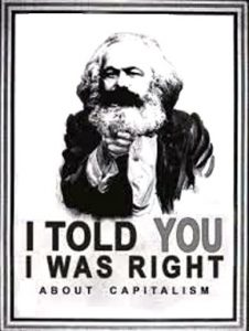 I told you_Marx