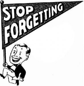 Stop-forgetting